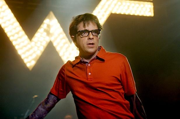 Weezer Can't Stop Partying